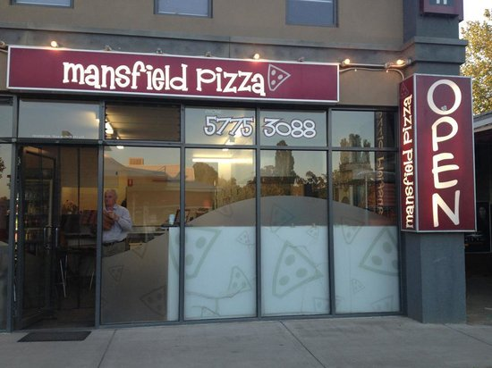 Mansfield Pizza - Accommodation Adelaide