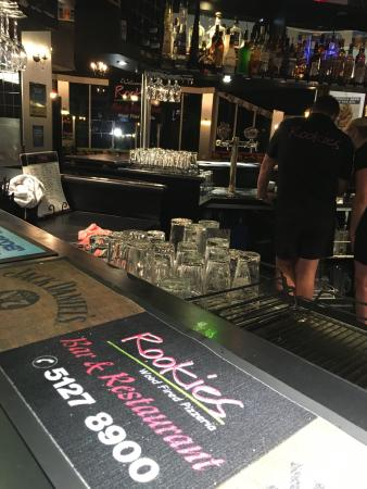Rookies Pizzeria Bar  Grill - Accommodation Adelaide