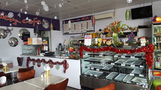 Spiders cafe - Accommodation Adelaide