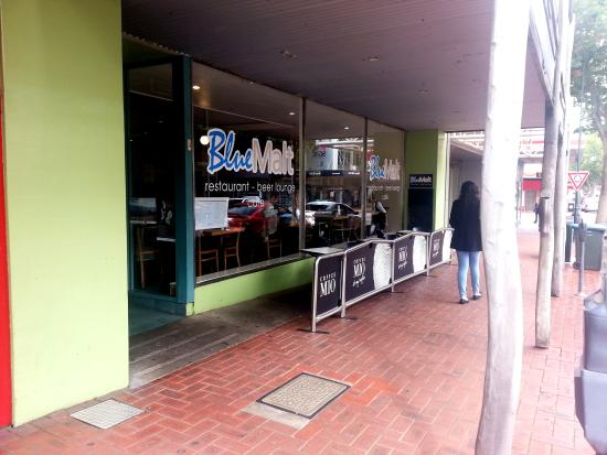 Blue Malt Restaurant - Accommodation Adelaide