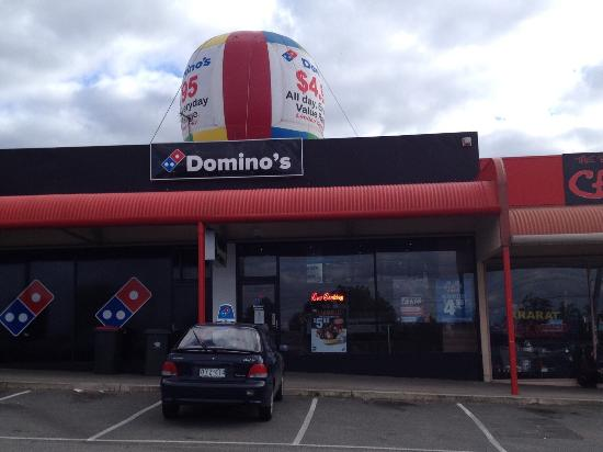 Domino's Pizza - Accommodation Adelaide