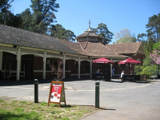 Hepburn Pavilion Cafe - Accommodation Adelaide