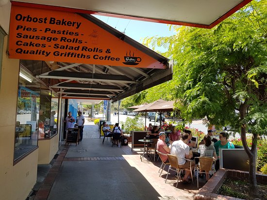 Orbost bakery - Accommodation Adelaide