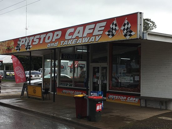 Pitstop Cafe - Accommodation Adelaide