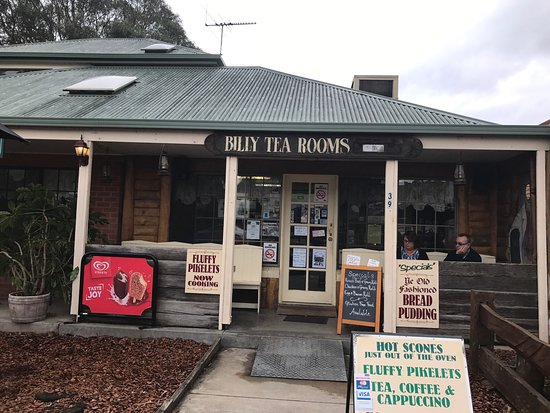 Glenrowan Dad and Dave's Billy Tea Rooms and Accommodation - Accommodation Adelaide