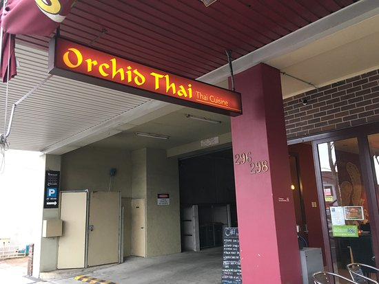 Orchid Thai Cuisine - Accommodation Adelaide
