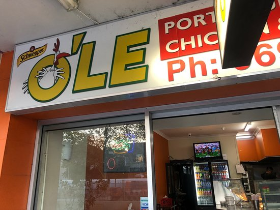 Ole Portuguese Chicken  Burgers - Accommodation Adelaide