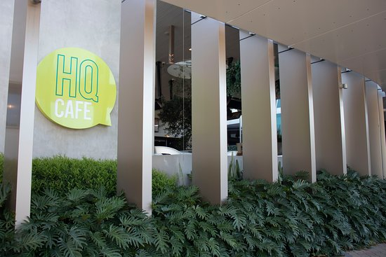 HQ Cafe - Accommodation Adelaide