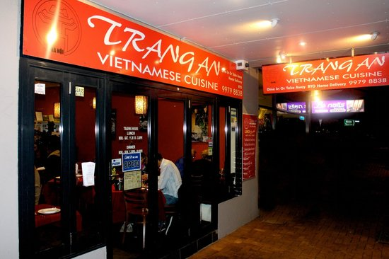 Trang An Vietnamese Cuisine - Accommodation Adelaide