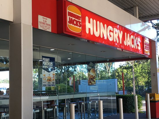 Hungry Jacks Pty Ltd - Accommodation Adelaide