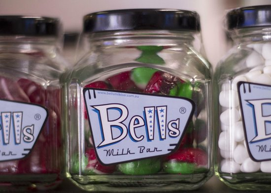 Bells Milk Bar - Accommodation Adelaide