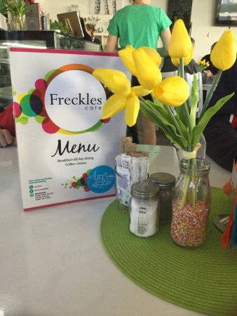 Freckles Cafe - Accommodation Adelaide