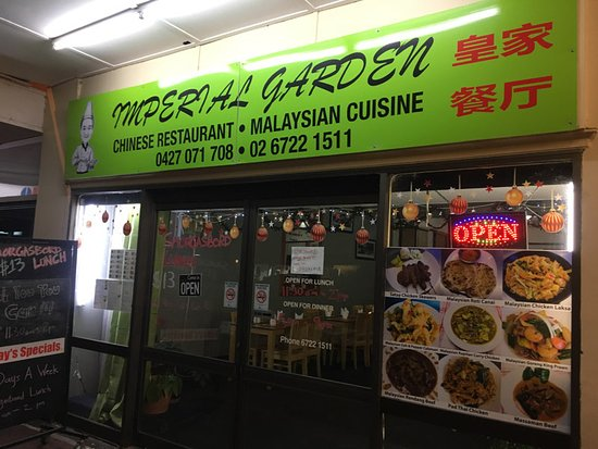 Imperial Garden Chinese Malaysian Cuisine - Accommodation Adelaide