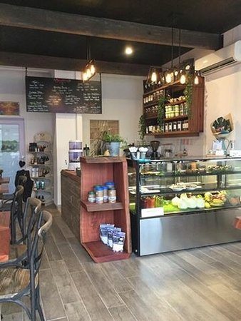 Rawsome Earth Cafe - Accommodation Adelaide