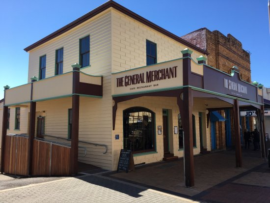 The General Merchant - Accommodation Adelaide