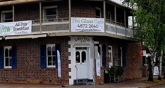 The Glass Cafe - Accommodation Adelaide