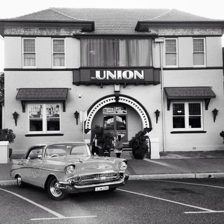 The Union Bar Inverell - Accommodation Adelaide