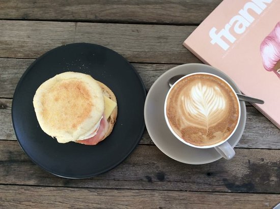 Grounded espresso bar - Accommodation Adelaide