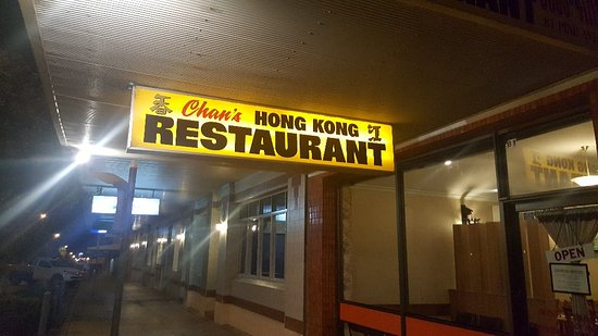 Chan's Hong Kong Restaurant - Accommodation Adelaide
