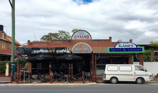 Coffeeart Cafe - Accommodation Adelaide