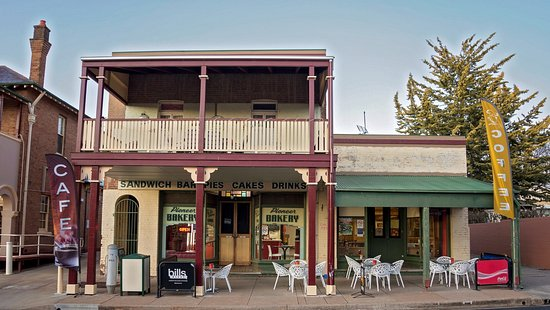 Molong Bakery cafe - Accommodation Adelaide