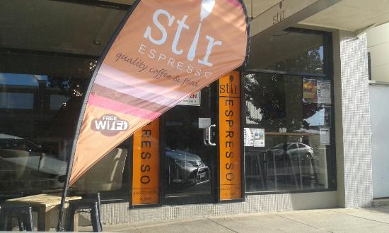 Stir Espresso - Leeton - Accommodation Adelaide