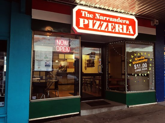 The Narrandera Pizzeria - Accommodation Adelaide