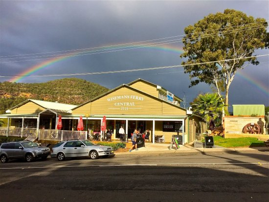 Wisemans Ferry Grocer Cafe - Accommodation Adelaide