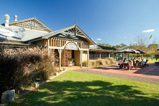Old Brickworks Brasserie at Potters Hunter Valley - Accommodation Adelaide