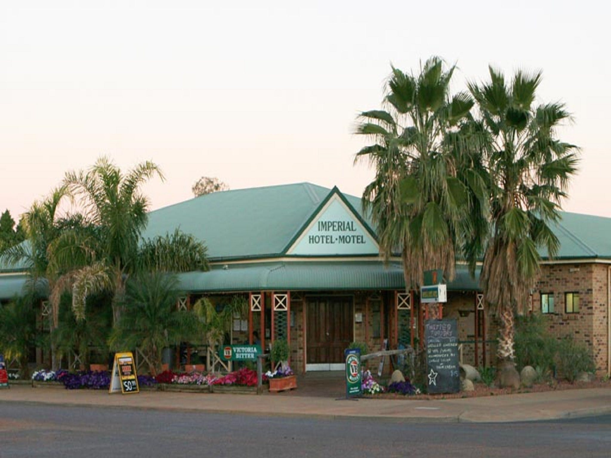 Imperial Hotel Motel Quilpie - Accommodation Adelaide