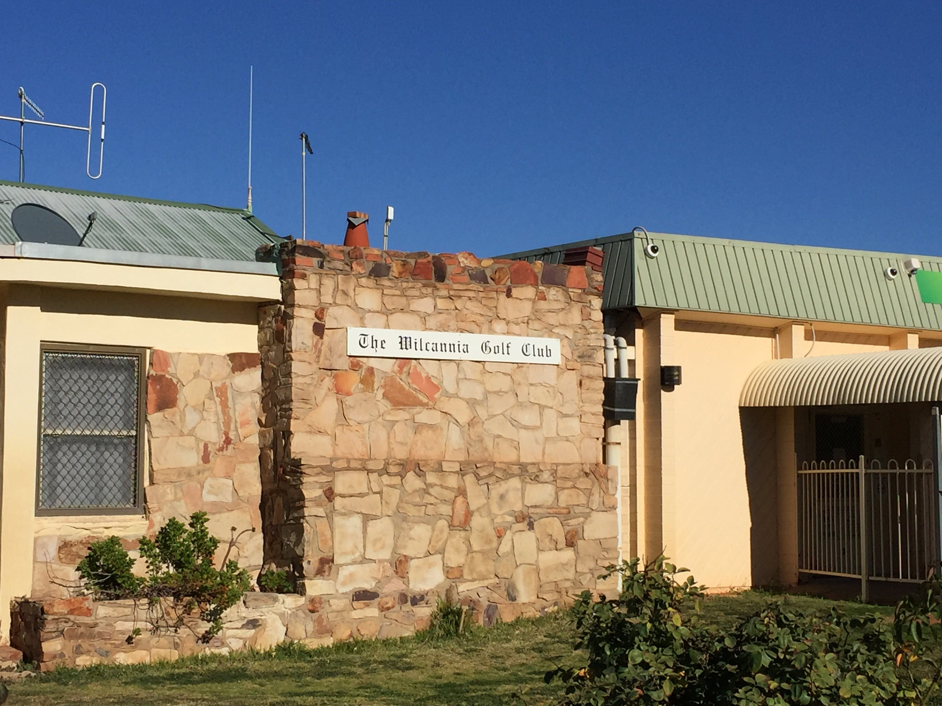 Wilcannia Golf Club - Accommodation Adelaide
