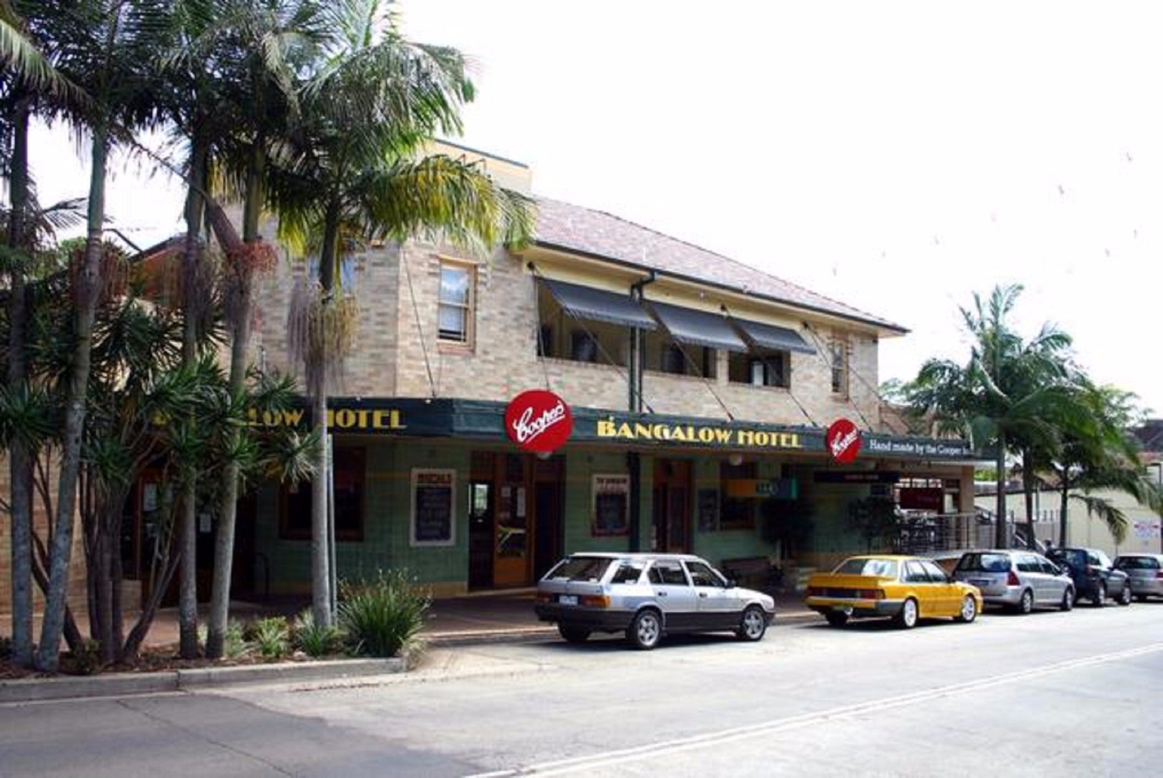 Bangalow Hotel - Accommodation Adelaide