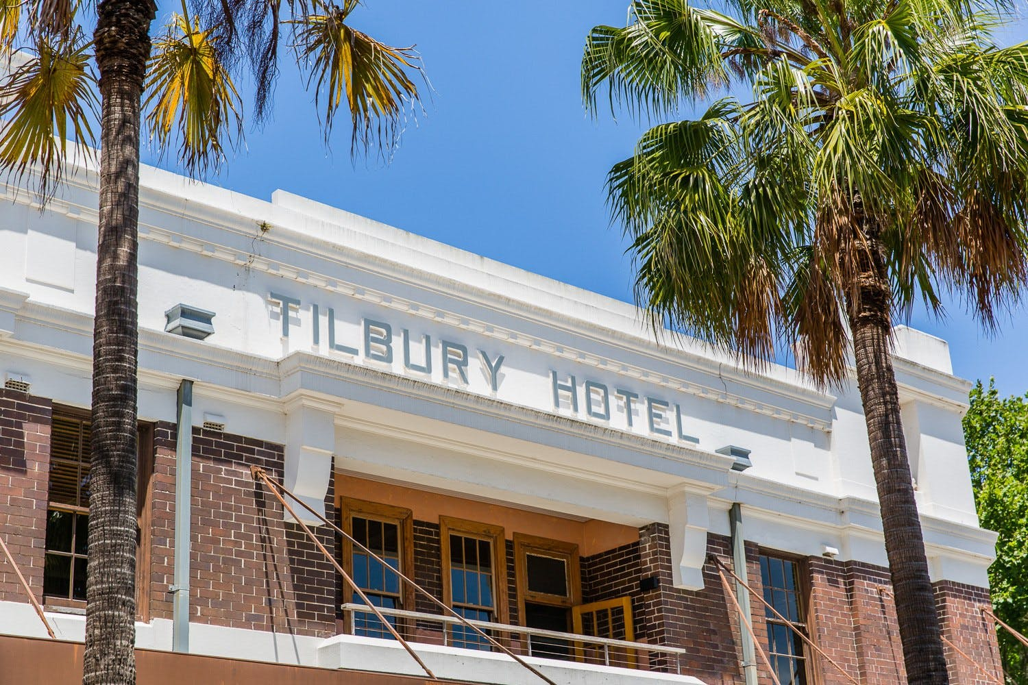The Tilbury - Accommodation Adelaide