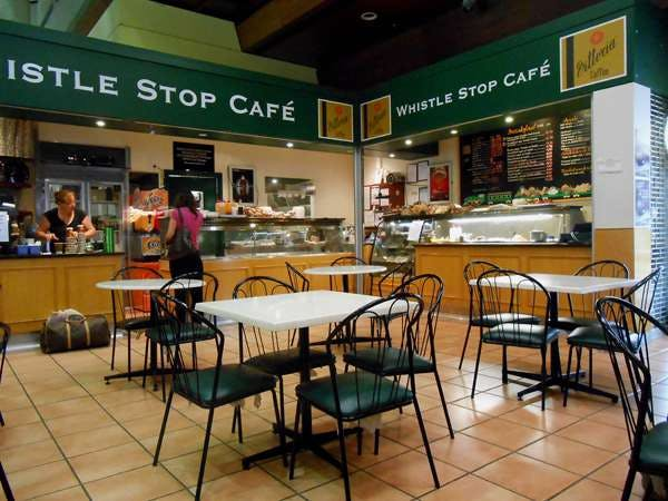 Whistle Stop Cafe - Accommodation Adelaide