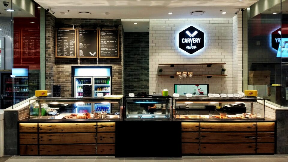 Carvery  Seafood - Accommodation Adelaide