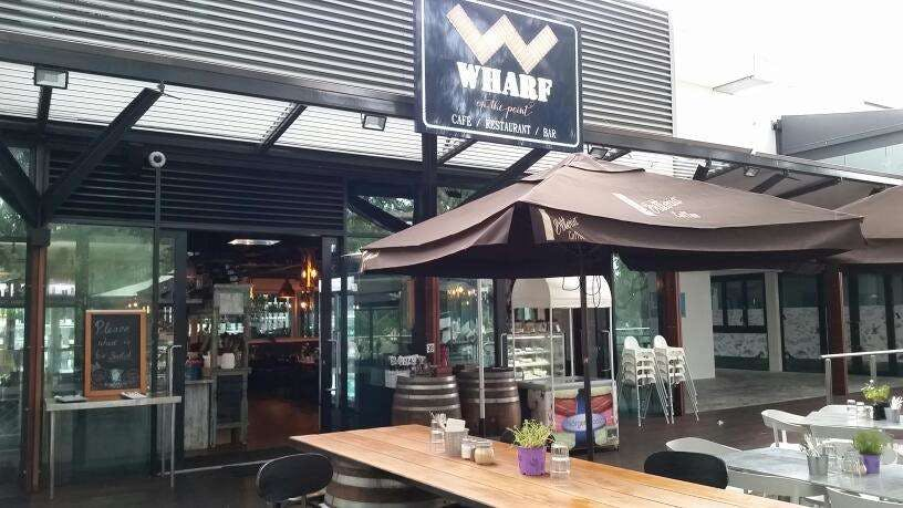 Wharf on the Point - Accommodation Adelaide
