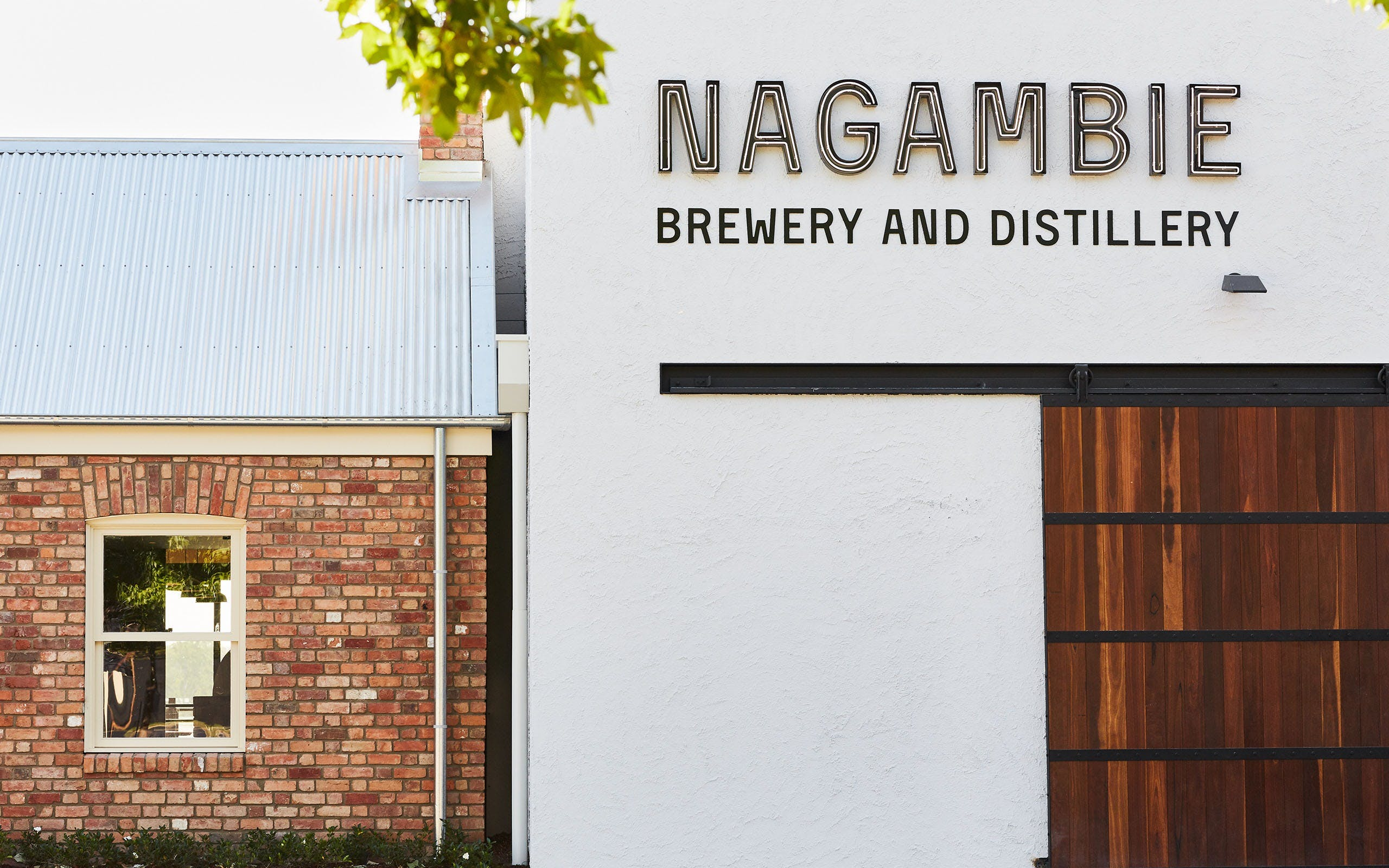 Nagambie Brewery and Distillery - Accommodation Adelaide