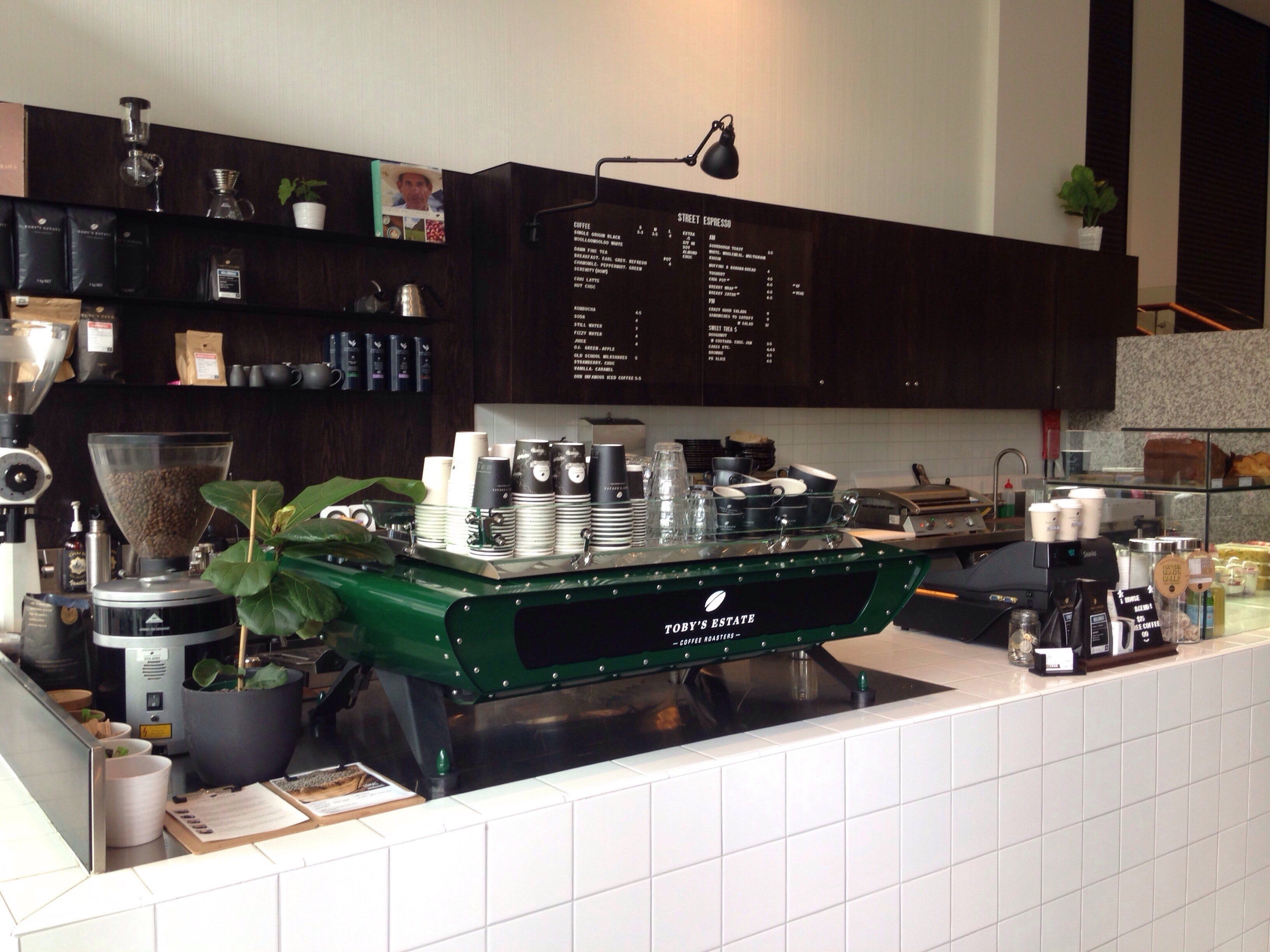 Street Espresso - Accommodation Adelaide