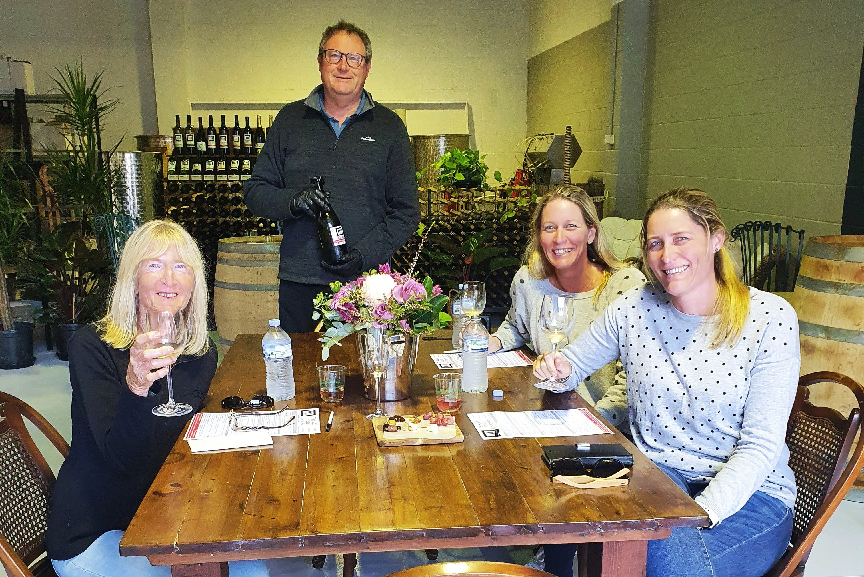 Tynan Wines Port Stephens - Accommodation Adelaide