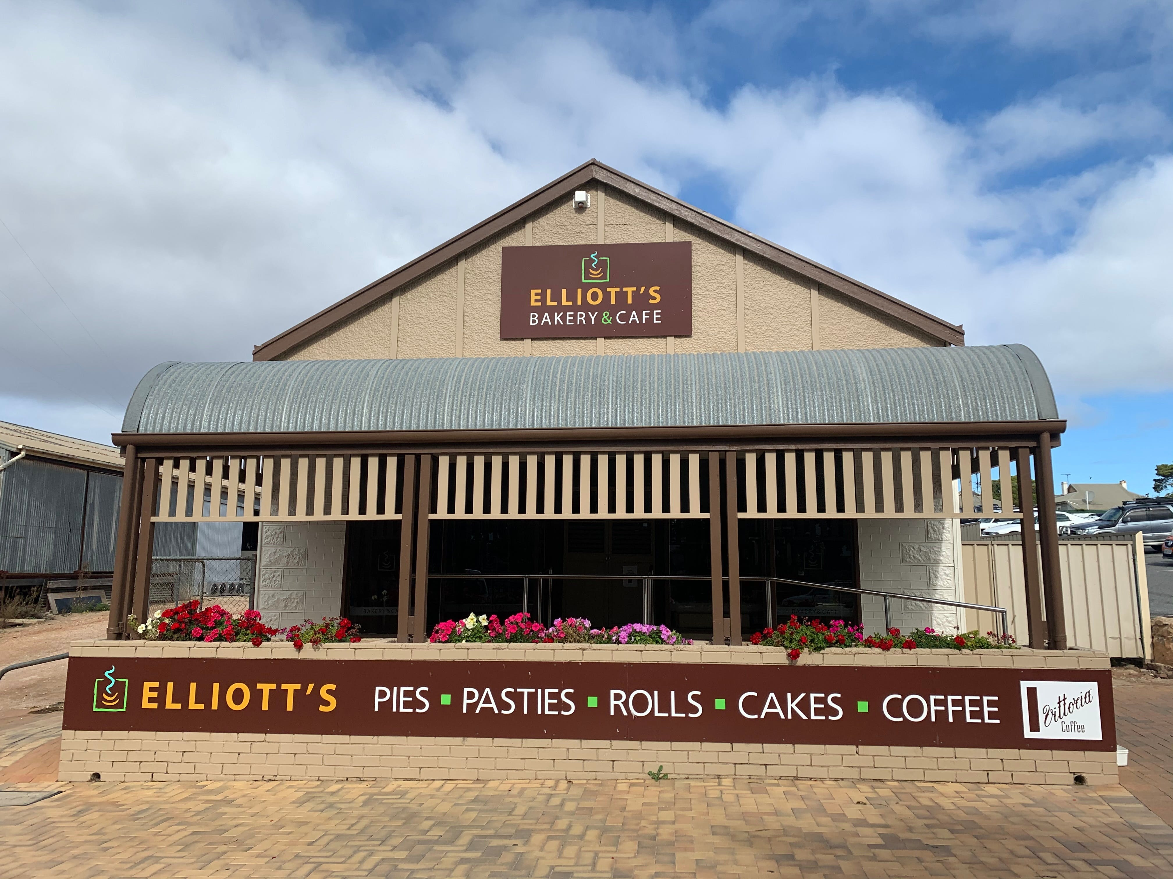 Elliott's Bakery  Cafe - Accommodation Adelaide