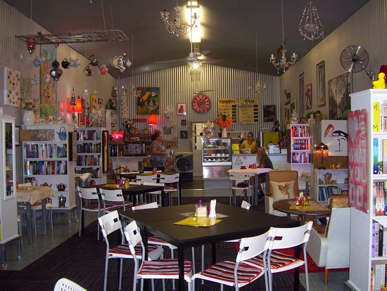 Noelene's Book Cafe - Accommodation Adelaide