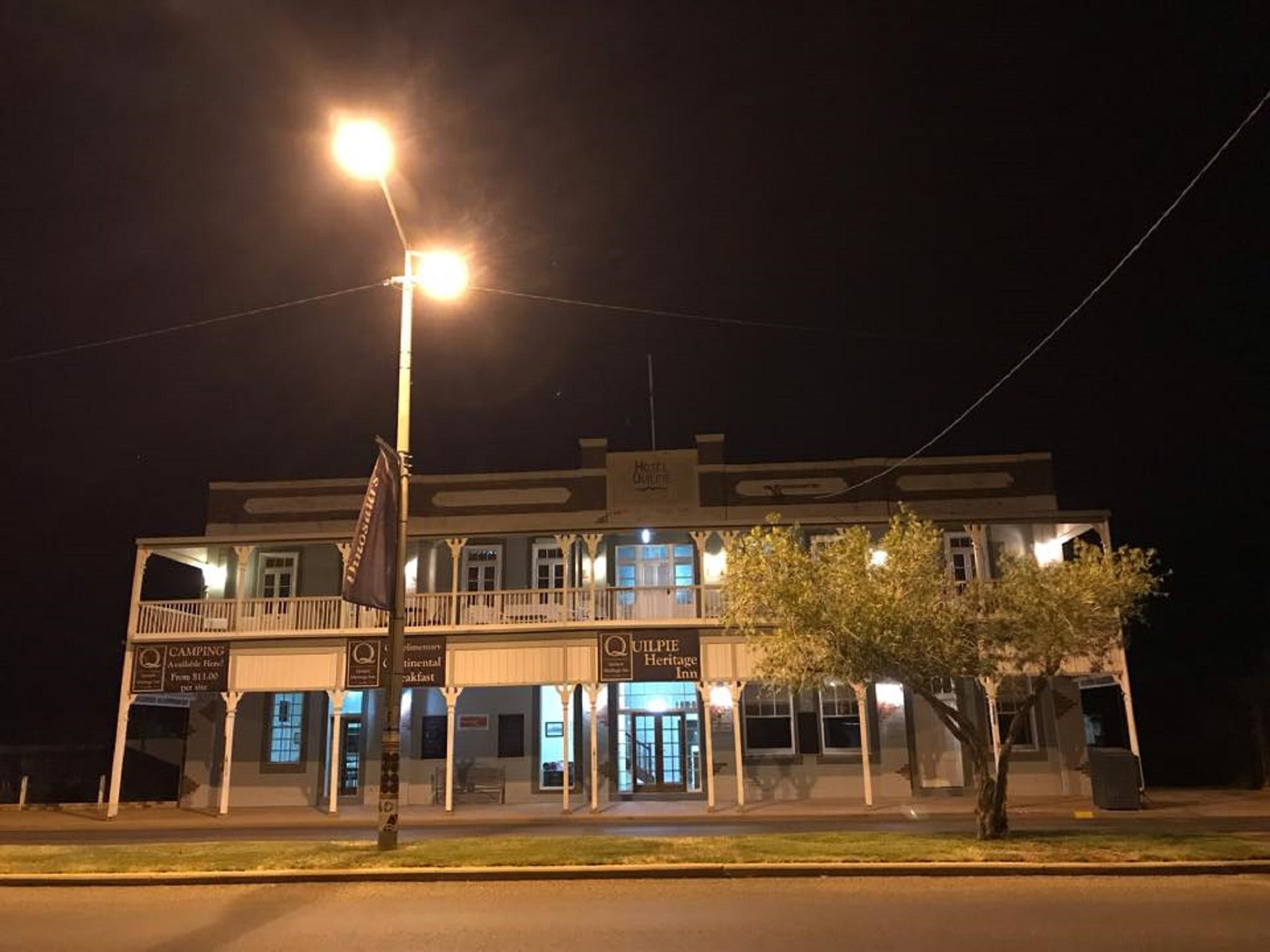 Quilpie Heritage Inn - Accommodation Adelaide
