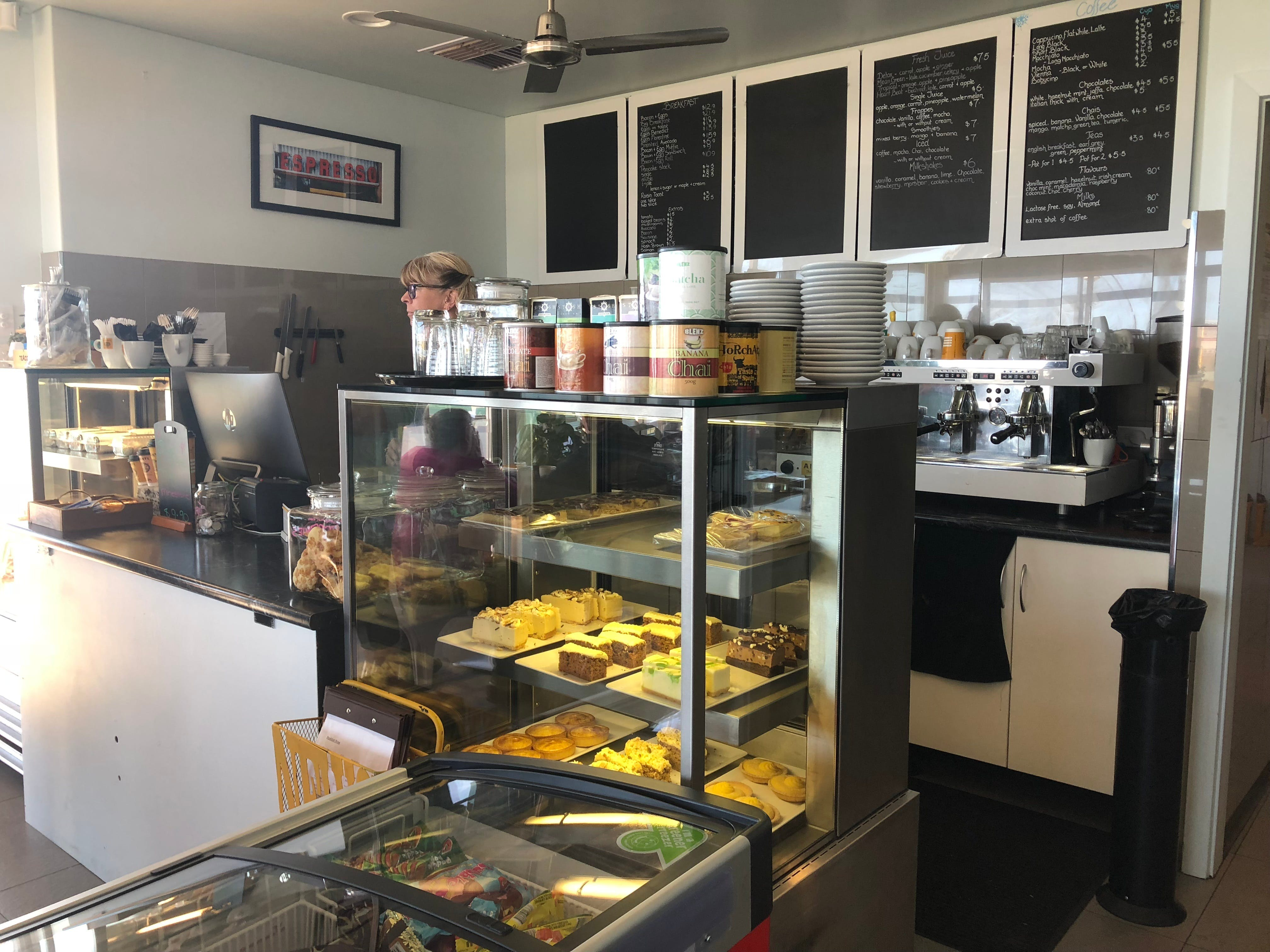 Caffe Mia - Accommodation Adelaide