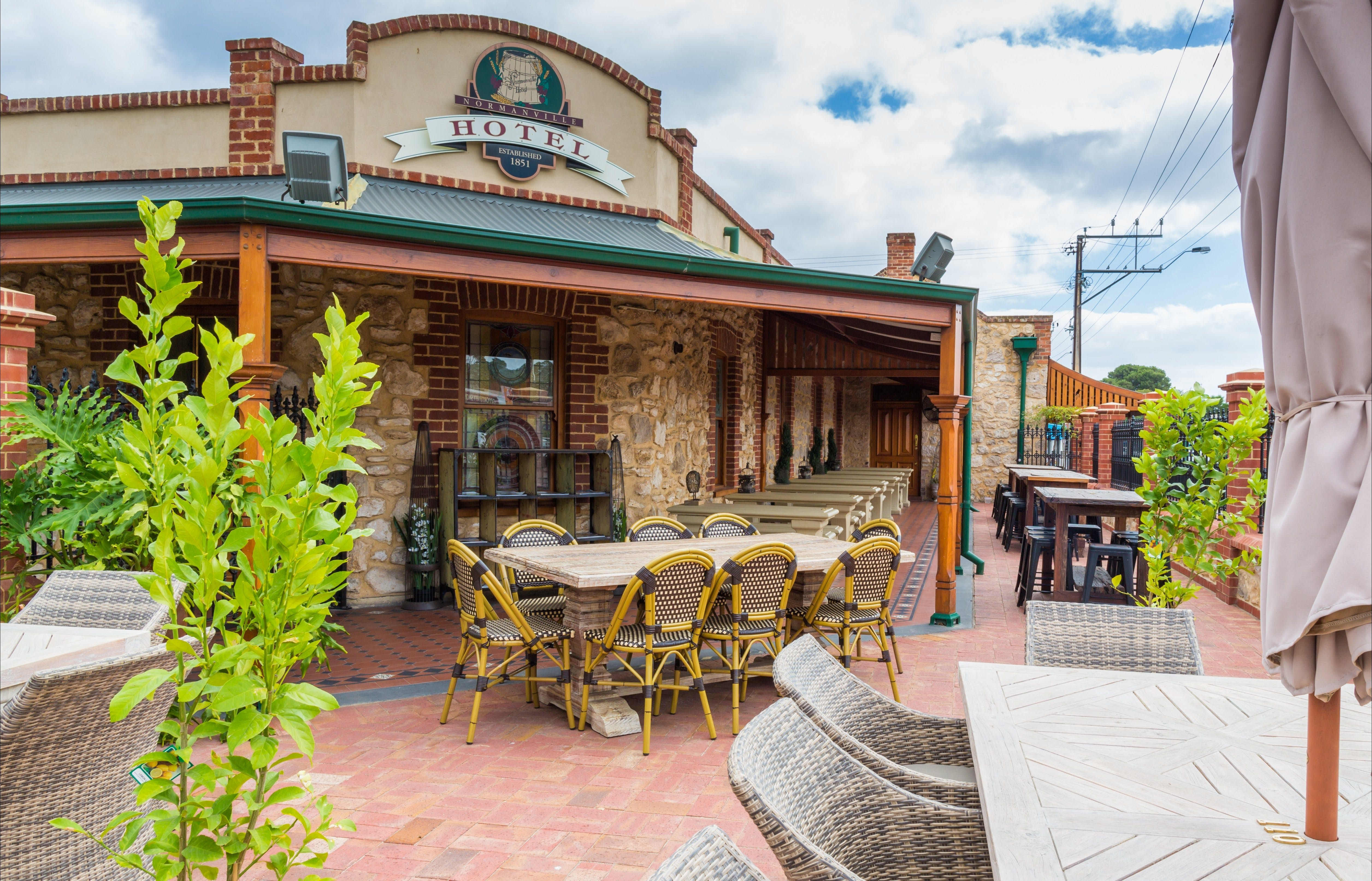 Normanville Hotel - Accommodation Adelaide