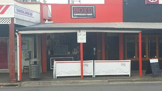 Box'd Espresso Bar - Accommodation Adelaide