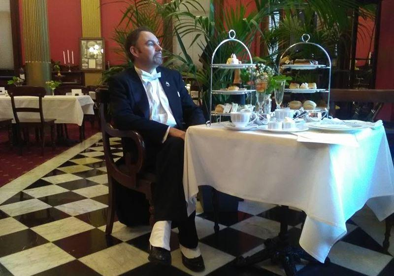 The Palm Court Tea Salon - Accommodation Adelaide