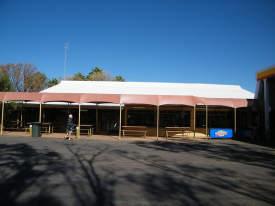 Erldunda Roadhouse - Accommodation Adelaide