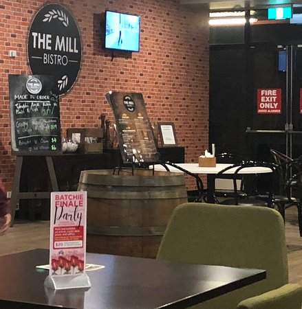 The Mill Bistro - Accommodation Adelaide