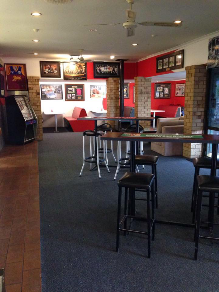The Back Page Sports Bar  Grill - Accommodation Adelaide