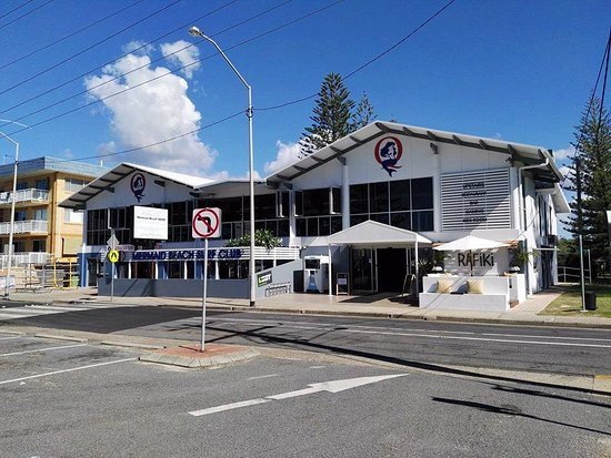 Mermaid Beach Surf Lifesaving Club - Accommodation Adelaide